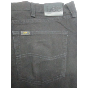 Jean Negro Lee Relaxed Fit Talla 40 X 30