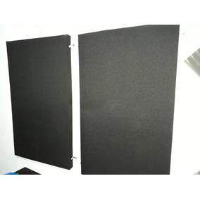 Painel Acústico De Lã De Rocha 1,20x60x5cm(frete Á Combinar)