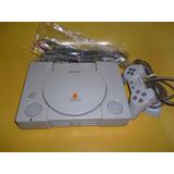 Consola Playstation 1 Fat De Coleccion 100% Operativo