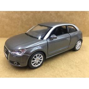 Miniatura Audi A1 2010 Cinza