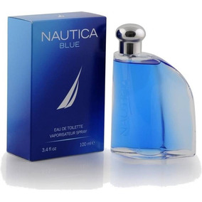 Perfume Nautica Blue Hombre 100ml Edt Paul Sebastian