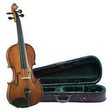 Violin Estudio Premium 4/4 3/4 1/2 Estuche Arco Resina Combo