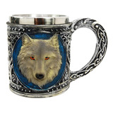 Taza Lobo Stark Game Of Thrones Tazon Mug