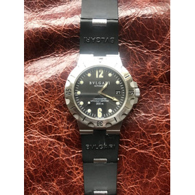 c2a8474345b Relogio Bvlgari Original Sd38s - Relógio Bvlgari Masculino no ...