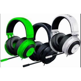 Headset Razer Kraken Pro V2 Pc, Xbox One, Ps4, 4 Cores Disp