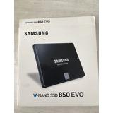 Samsung 850 Evo 500 Gb 2,5 Inch Sata Iii Internal Ssd