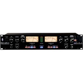 Art Pro Mpa 2 Pré Amplificador Valvulado Dois Canais Hi End