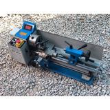 Torno De Banco Para Metales 350mm | Ynter Industrial