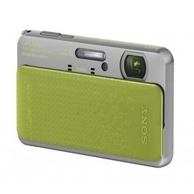 Camera Digital Sony Dsc Tx20 Verde
