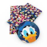 Tela Fieltro Con Plastico Disney #1