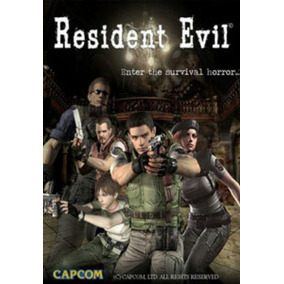 Resident Evil Hd Remaster Xbox 360 Midia Digital