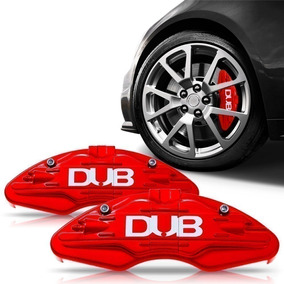 Capa Pastilha Pinça Freio Volkswagen Tiguan Dub Tuning