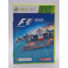 F1 2012 Xbox 360 Original Mídia Física