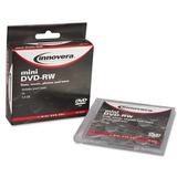 Ivr46833 - Innovera 8cm Minidisc Dvd - Rw