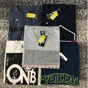 Kit 5 Camisetas Masculina Plus Size Bem Grande - Atacado 99ee9ddd64b6b