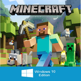 Oferta Minecraft Windows 10 Edition! Codigo Original Full
