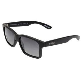Óculos De Sol Evoke Thunder Br01 Black Matte Gun Gray Gradie 523b5d8213