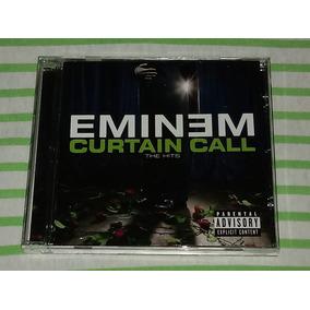 Cd Eminem - Curtain Call - The Hits