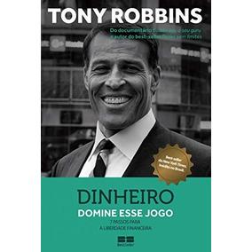 Kit 5 Livros Do Tony Robbins + Brinde