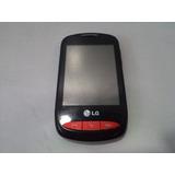 Celular Lg T310 Com Câmera, Mp3 Rádio Bluetooth Ant. Rural