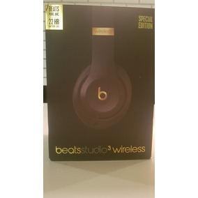 Fone Beats Studio Wireless 3 Edição Limtda Original Lacrado