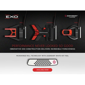 Callaway Store Putter Odyssey Exo 7 Rossie Y Indianapolis Ss