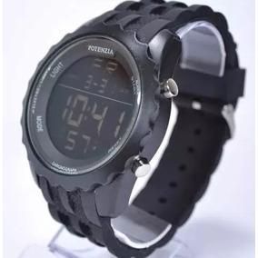 7f2a1638ffc Relogio Potenzia Masculino Water 30m Resist - Relógios no Mercado ...