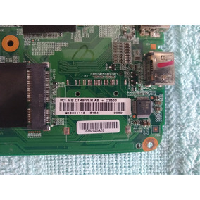 Placa Notebook Cce Pci Mb Ct 49 Ver.ab + 2500