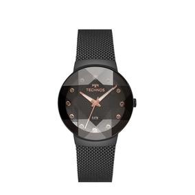 33f59e8882444 Relogio Swarovski Preto - Relógios De Pulso no Mercado Livre Brasil