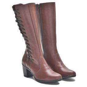 51479866c6 Bota Montaria Feminino Outros Tipos Atron Shoes - Botas no Mercado ...