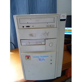 Cpu Retrô De 2004 Funcionando Athlon 2000 256mb Ram Hd40gb