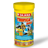 Alimento Hojuelas Escamas Peces Tropicales Dajana 1000 Ml
