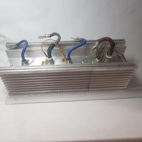 Dissipador De Calor Alumínio Para Montagens 45cx14,5lx13a Cm