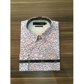 72519f4126c Camisas Ogochi Slim Fit - Calçados