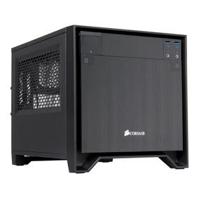 Pc Gamer Mini Itx Obsidian Pentium G4560 Gtx1050ti Ssd