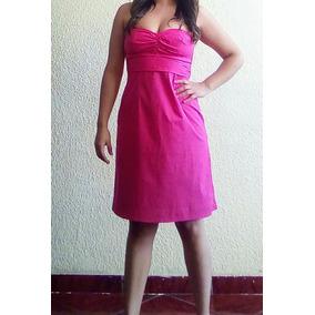 Vestido Guess Original Rosa Para Dama Mujer Moda Vanguardia