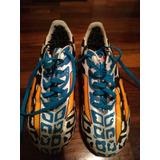 Zapatos Tacos Futbol Campo adidas Origina Tall 5,5 Americana