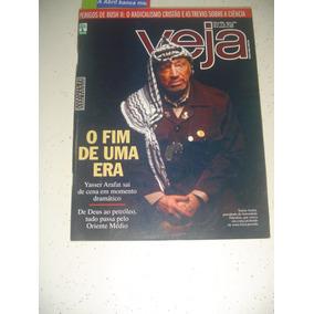 Revista Veja 1879 Xuxa Monte Luiza Tomé Xingu Arafat 2004