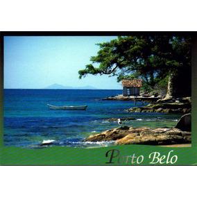 Pbo-47366 Postal Porto Belo, S C- Araça