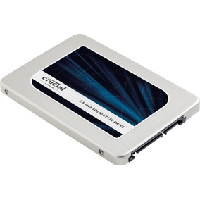 Disco Solido Ssd Crucial Mx500 500gb Sata 3 2.5 - 3d Mac Pc