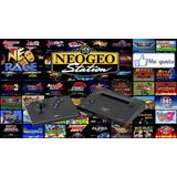 Colección Completa De Neo Geo Para Windows Y Android
