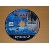 Resident Evil Dead Aim Seminuevo Playstation 2