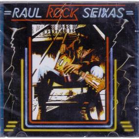Cd Raul Seixas - Raul Rock Seixas 1977 Lacrado