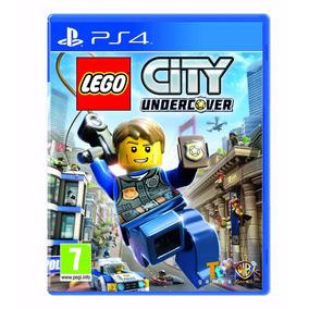 Juegos Lego City Playstation 4 Ps4 En Mercado Libre Uruguay