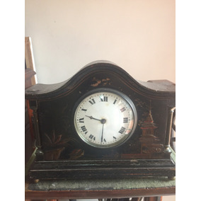 2e63e793ec8 Relogio De Mesa Antigo A Corda - Relógios Antigos no Mercado Livre ...