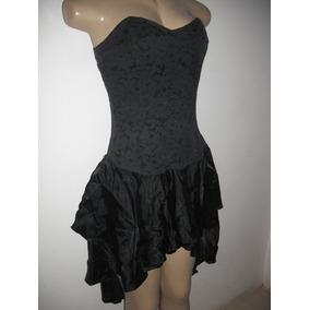b9a2513324 Vestido Gótico De Renda - Vestidos Casuais no Mercado Livre Brasil