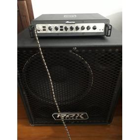 Ampeg Pf-500 Amplificador Cabeçote Para Baixo