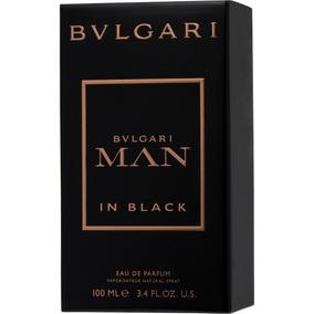 021d754b8392f Perfume Bulgari Man In Black 100ml Edp - Perfumes no Mercado Livre ...