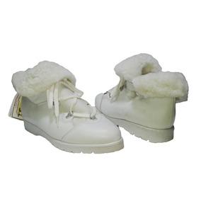Zapato Botines Cuero Orig Mujer 40 Canadienne Regalo Navidad db44395f26c12