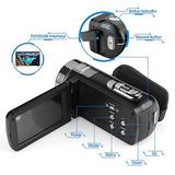 Kenuo Hd 1080p Videocámara Digital Video Cámara Dv 3.0 Tft L